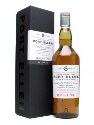 Port Ellen 1978 / 29 Year Old / 8th Release
