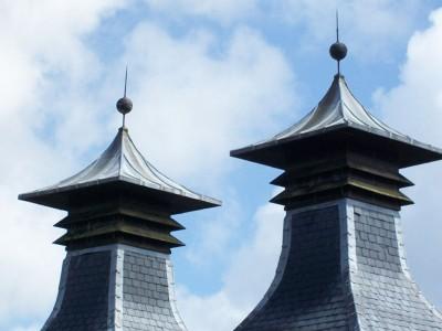 Ardbeg's pagoda roof