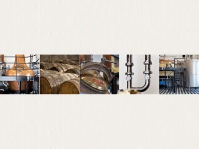 Box distillery