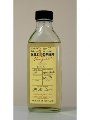 How exciting! Kilchoman 3yo