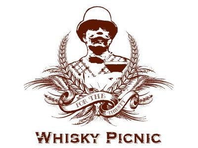 Top Hole: Whisky Picnic's rather spiffing logo
