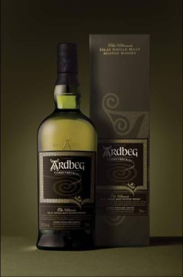 The Ardbeg Corryvreckan as it's supposed to look
