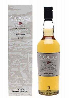 Caol Ila - I've had this one and it's lovely