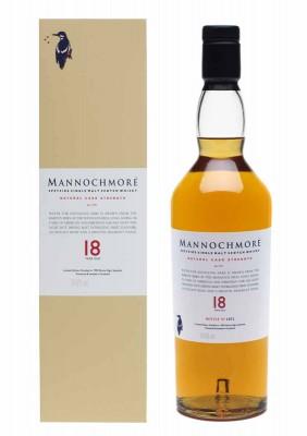 Mannochmore 18yo