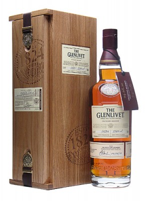 That yummy Glenlivet Founders Reserve - hands off, plebs