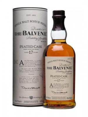 Balvenie 17yo Peated Cask
