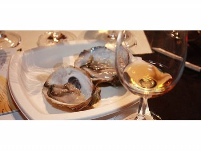 Cumbrae Oysters with Talisker 57 North