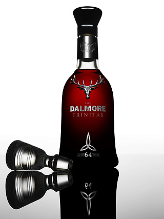 The Dalmore 64 Trinitas - bow down, mortals