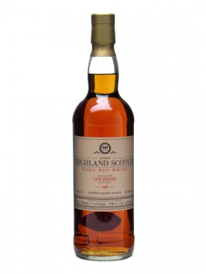Lochside 1981 bottled 2010 by The Whisky Exchange