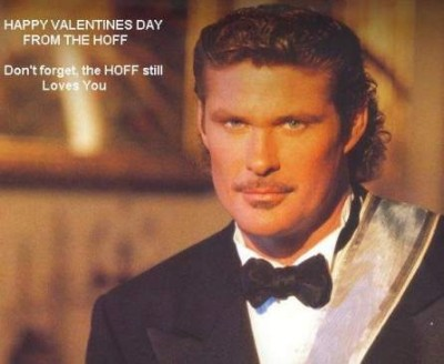 Hoffy Valentine's Day, everyone.