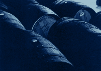 Old Glen Moray Casks