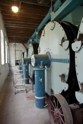 Not a turbine room