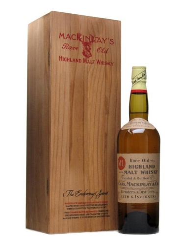 Shackleton's Whisky - Mackinlay's Rare Old Highland Malt
