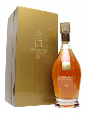 Trophy-winning Glenmorangie 25 year old