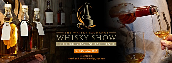 TWE Whisky Show 2013 - October 5-7