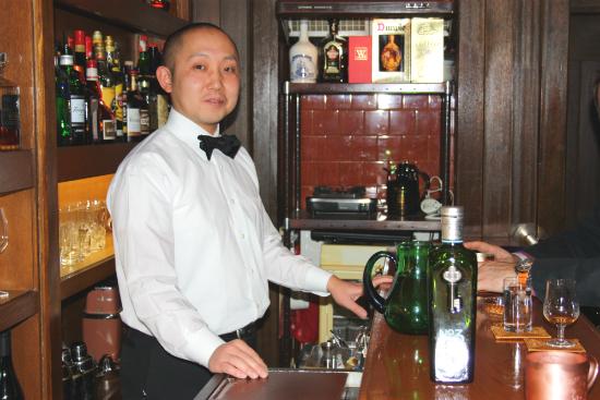 Daisuke Ito at Land Bar