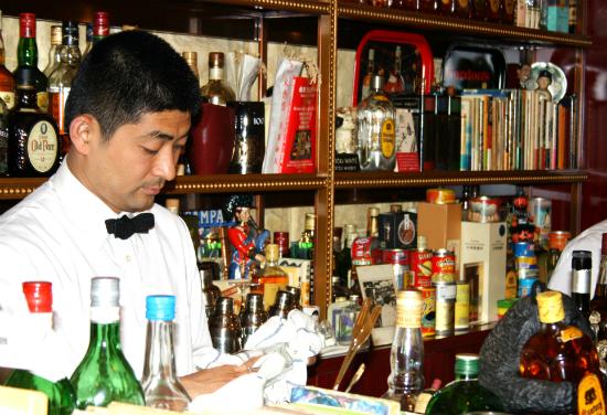 Kazunari Maguchi at Rockfish