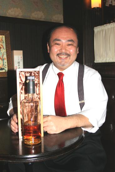 Kishi-san at Star Bar
