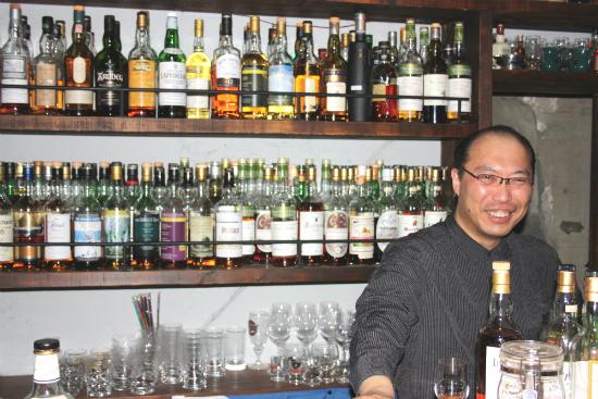 Toru Suzuki at The Mash Tun