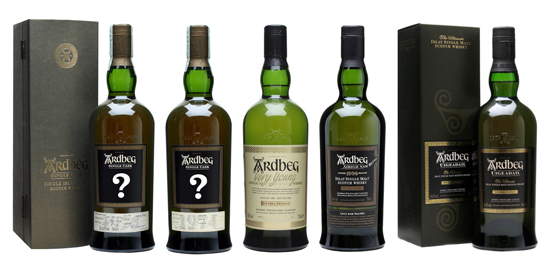 Ardbeg Masterclass Group