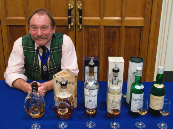 Charles Maclean Whisky Show