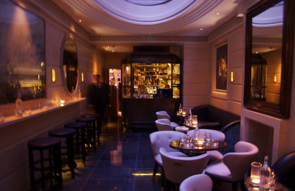 Connaught Champagne Bar
