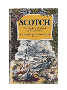 An early edition of Lockhart's Scotch