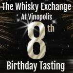 TWE Vinopolis 8th Birthday Tasting