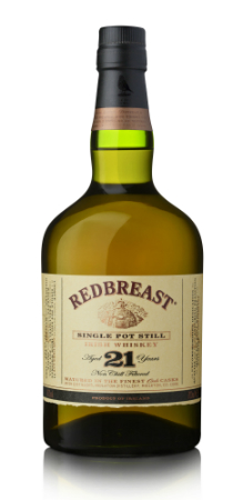 Redbreast 21 Year Old Bottle