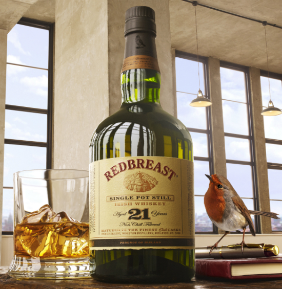 Redbreast 21 Year Old - Lifestyle