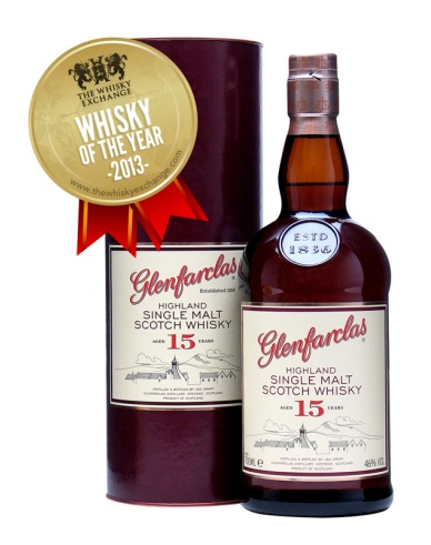Glenfarclas 15 - TWE Whisky of the Year 2013