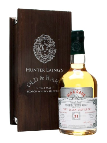 Port Ellen 1982 31yo Hunter Laing