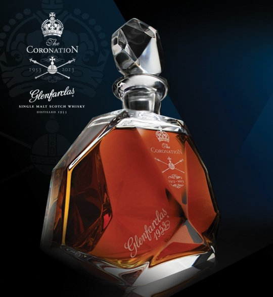 Glenfarclas 1953 Coronation Decanter