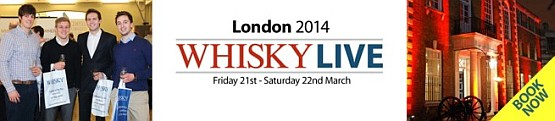 Whisky Live London 2014