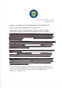 Leaked Document