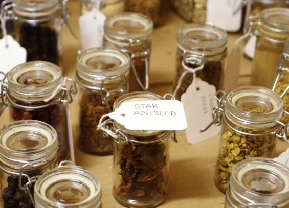 City of London Distillery Botanicals