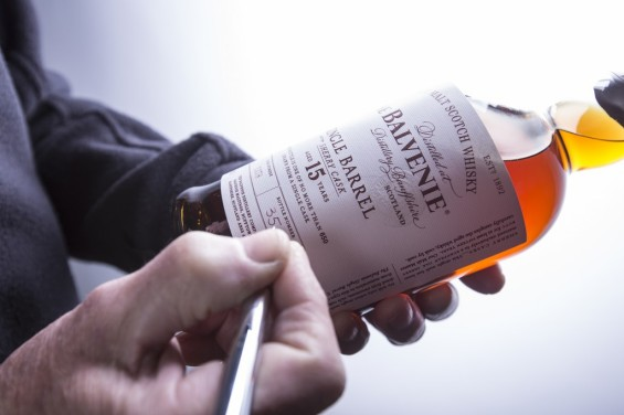 Balvenie Single Cask 15 Sherry