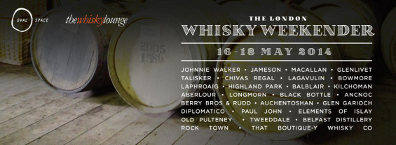 The London Whisky Weekender