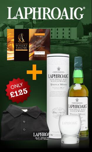 Laphroaig Bundle