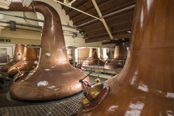 Glen Moray's six stills