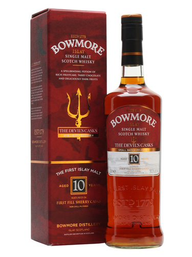 Bowmore Devil's Casks II