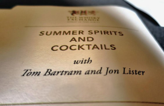 Summer Spirits and Cocktails