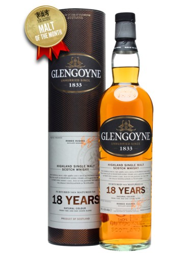 Malt of the Month Glengoyne
