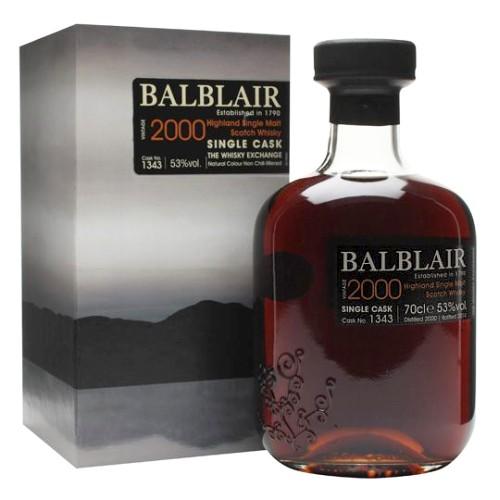 Balblair 2000 #1343