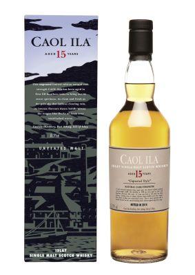 Caol Ila Unpeated 1998 / 15 Year Old