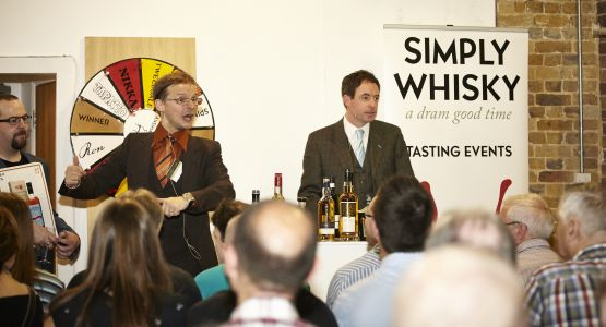Simply Whisky's Whisky World of Wonder – a hit last year