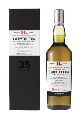 Port Ellen 1978 / 35 Year Old / 14th Release