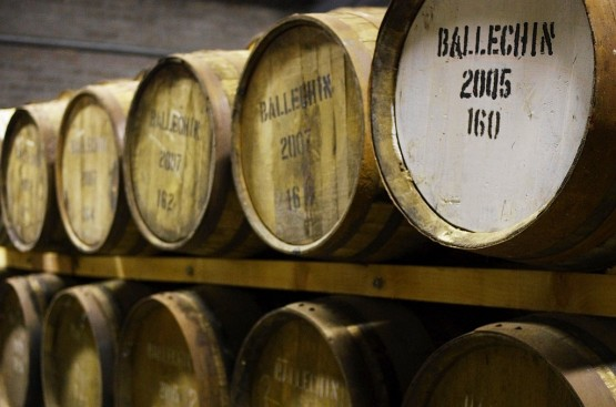 Ballechin casks