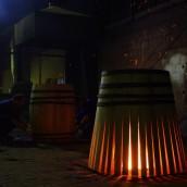 Building a cask
