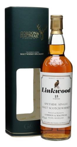 Linkwood 15yo Gordon & MacPhail
